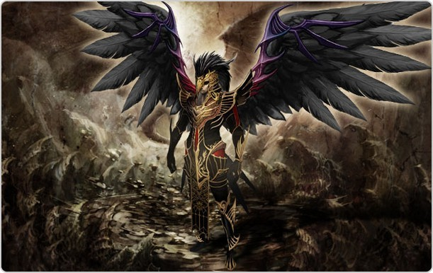 Silkroad Online Forums View Topic New Avatar Item Black Angel